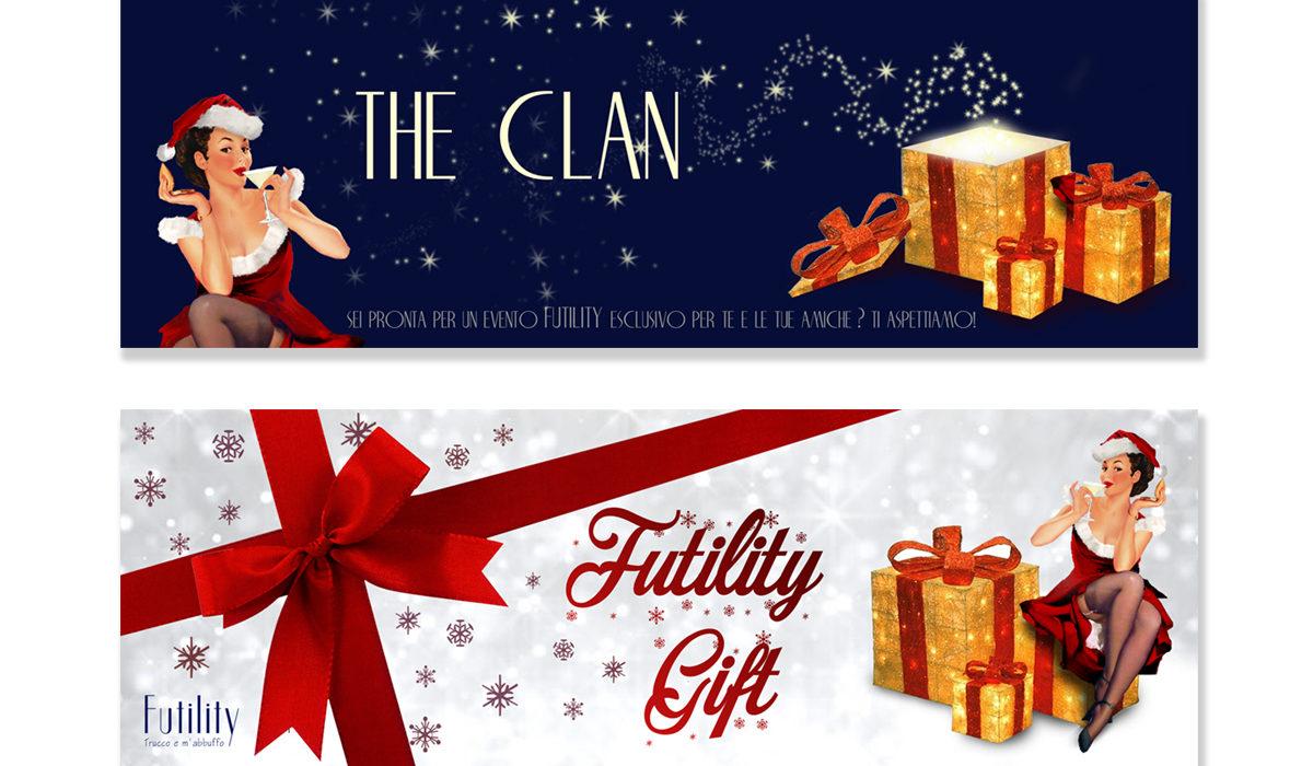 Biglietti regalo Futility
