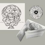 Mockup Aura Noise cover e cd
