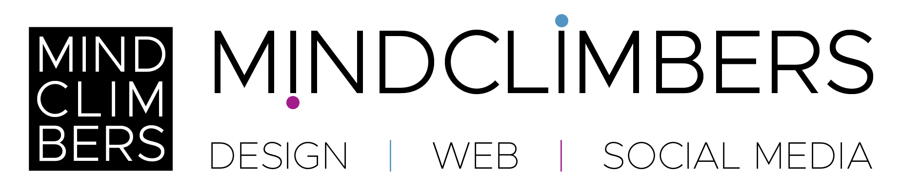 Logo Mindclimbers - Design Web Social Media