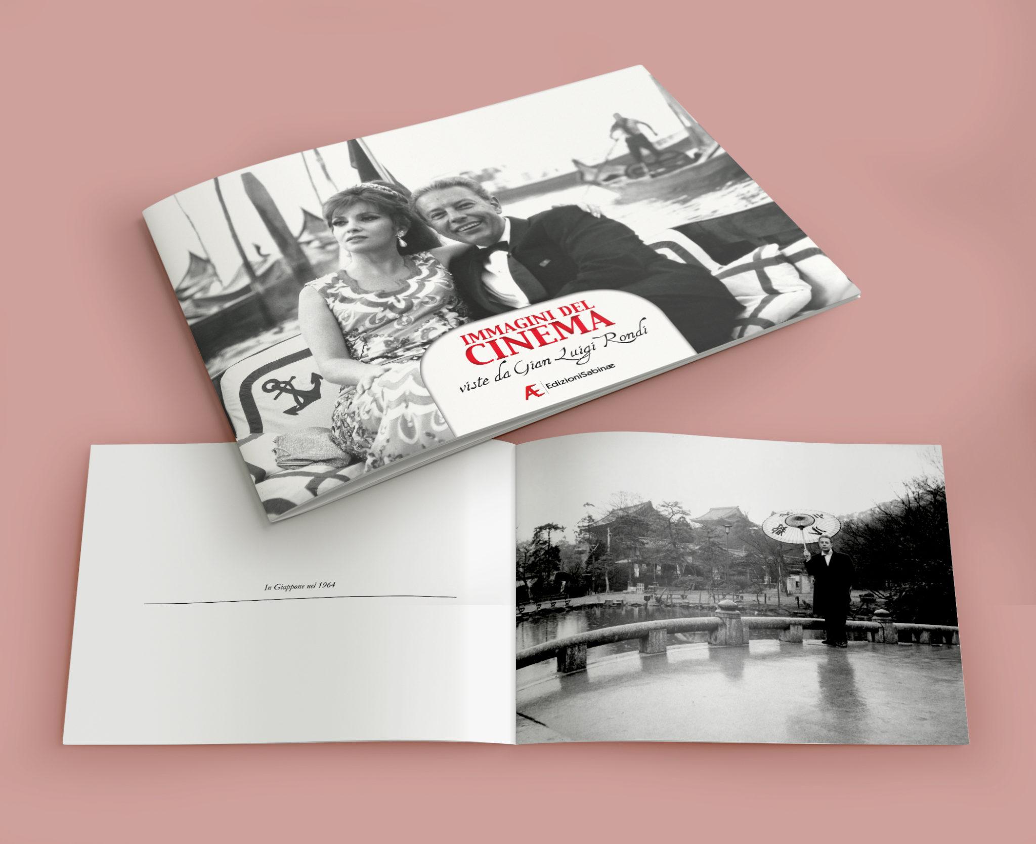 Mockup copertina e interno libero