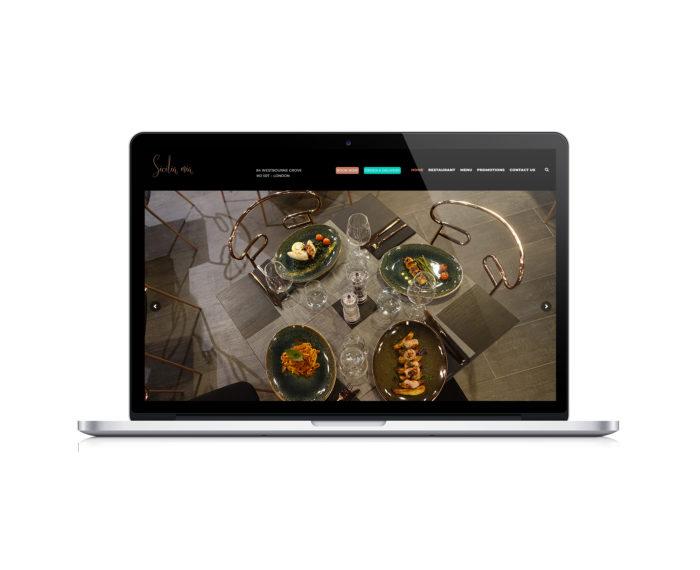 Mockup sito Sicilia Mia desktop