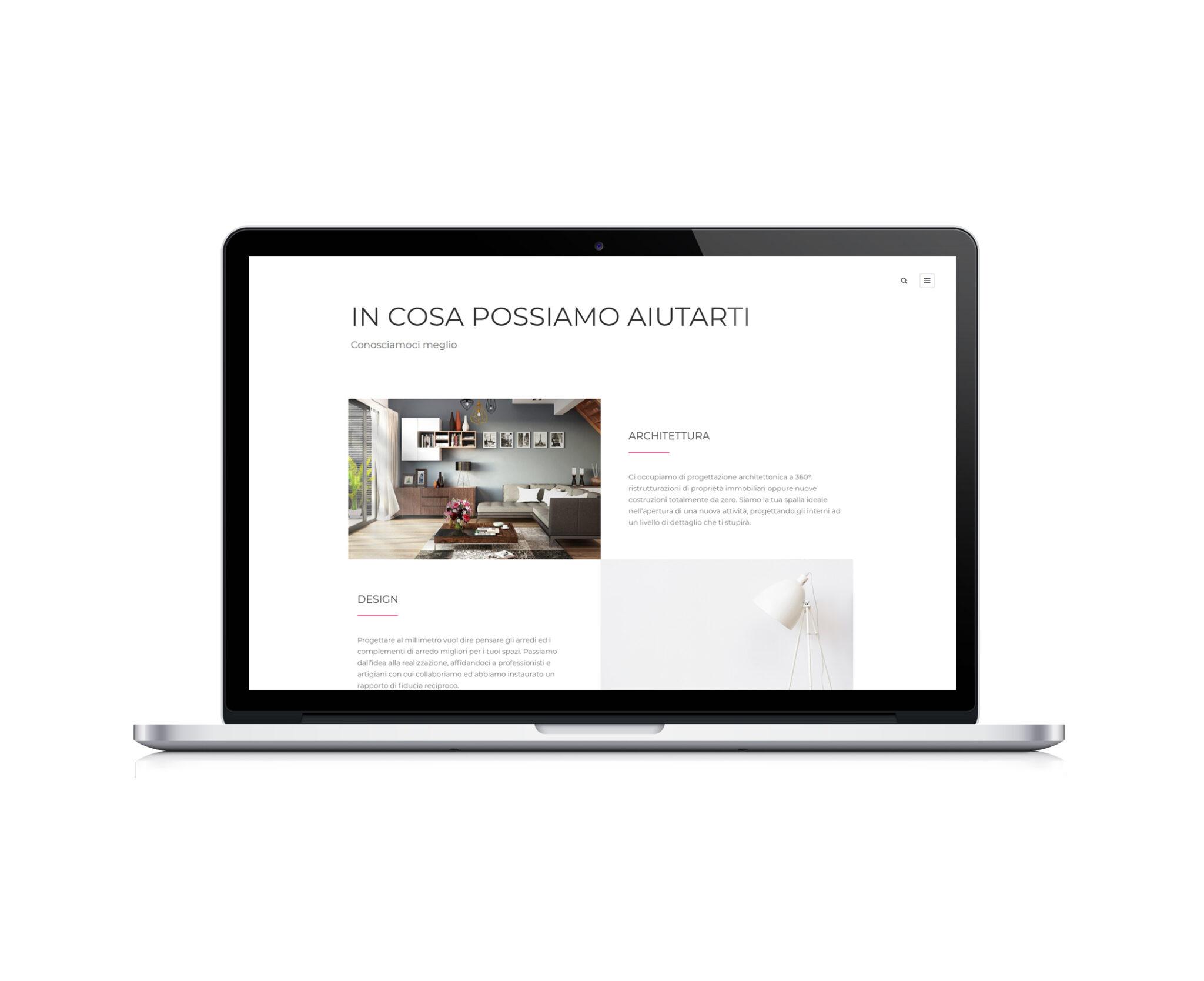 MESCHI Design - Web